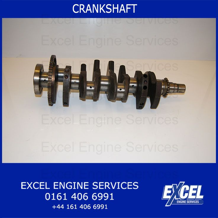 Crankshaft Mini Bmw 66 027684
