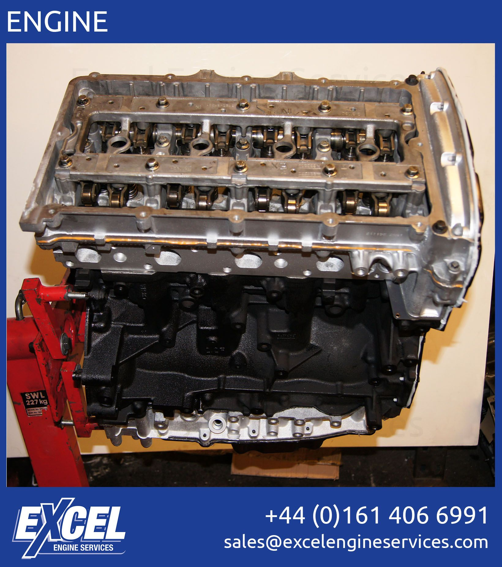 Engine Ford 70