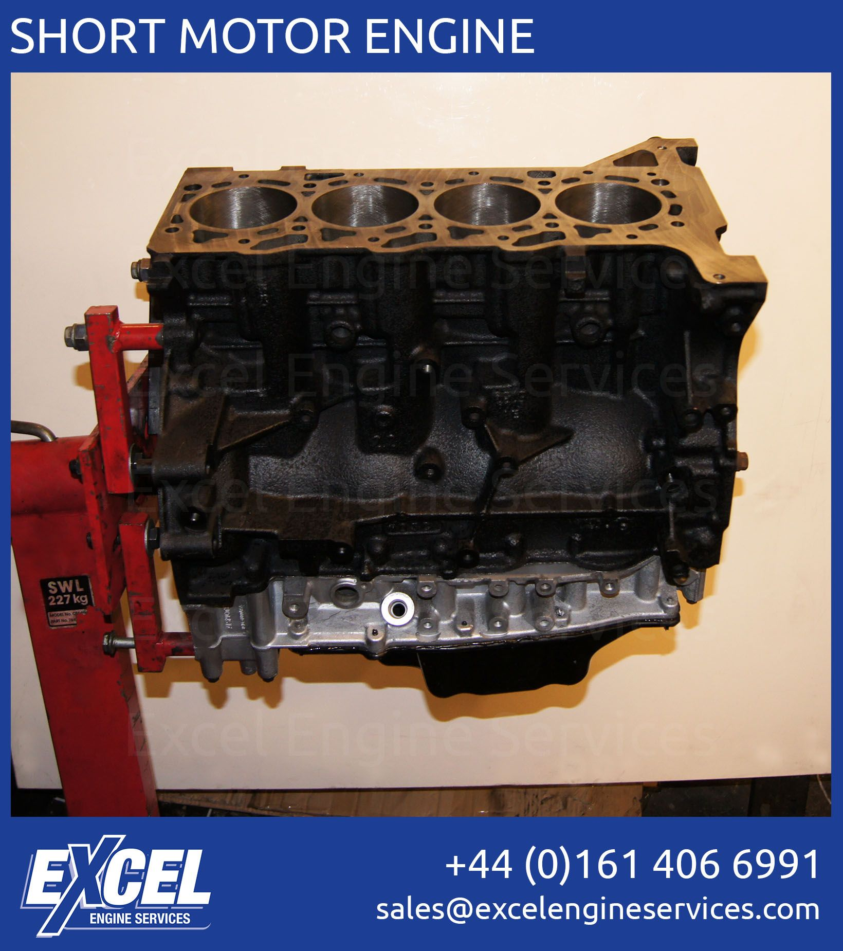 Short Engine FORD 76-062511