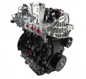 Vauxhall M9R Engine